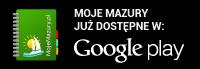 Moje Mazury w Google Play